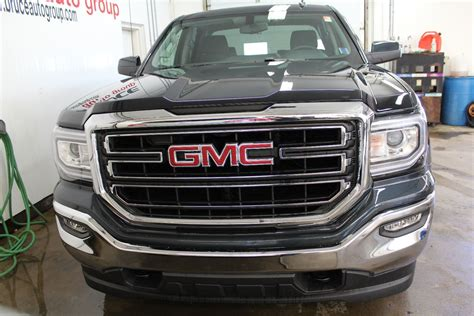 New 2018 Gmc Sierra 1500 Sle In Middleton G18026