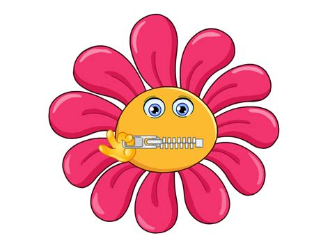 lip flowers clipart clipground