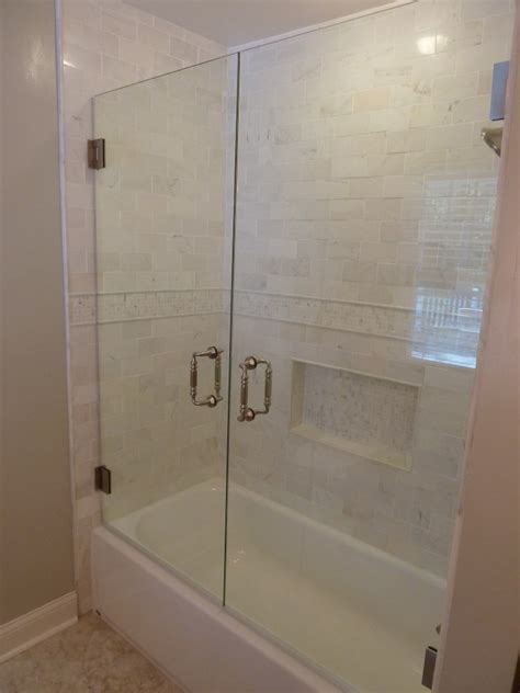 Shower Door Glass by Custom Frameless Shower Doors Milwaukee Frameless Shower