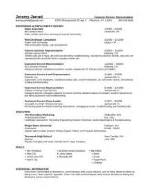 Secret Resumen by Professional Universal Service Representative Resume