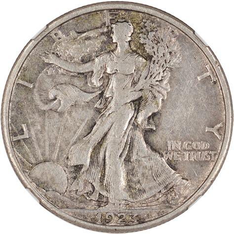 1923 silver dollar value 1923 s us walking liberty silver half dollar 50c ngc vf35 nice ebay