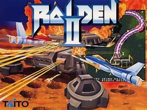 Raiden 2 ROM MAME MAME EmulatorGames