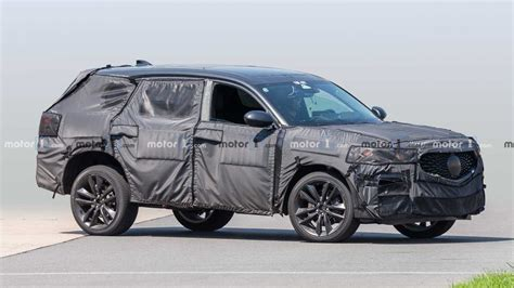 images of 2020 acura mdx 2020 acura mdx type s spied showing its grille and not