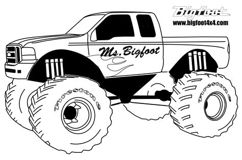 Hurry Camper Trailer Coloring Pages Sizable Truck And Rv