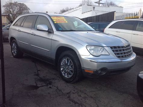 Chrysler Pacifica 2007 Problems by 2007 Chrysler Pacifica Cars For Sale