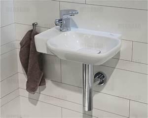 Keramag Myday Waschtisch : keramag myday handwaschbecken 40 cm m hahnloch links 125440 megabad ~ Buech-reservation.com Haus und Dekorationen