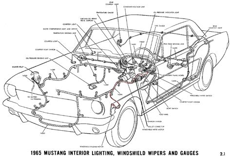 Installing Windshield Washer System Mustang