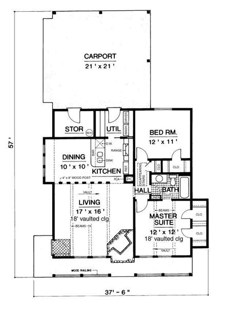 chalet floor plans mountain chalet 900 2366 2 bedrooms and 1 5 baths