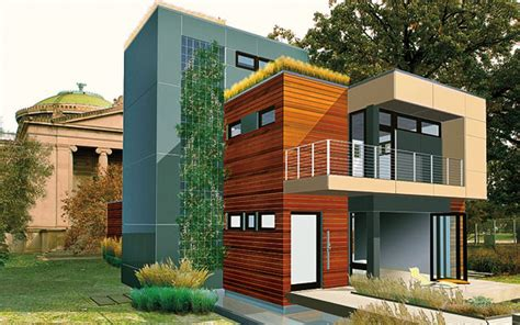 A Colorful Modern Home Designed With Usability In Mind by New Home Designs Colourful Modern Homes Exterior