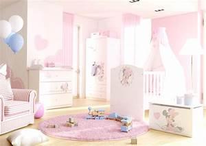 Kinderzimmer Einrichten Mädchen : wand gestaltung mdchen kinderzimmer ~ Michelbontemps.com Haus und Dekorationen