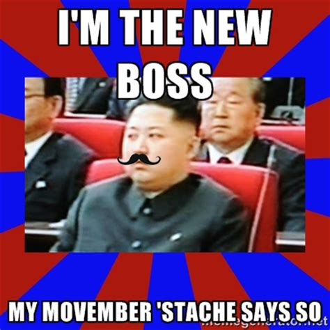 Movember Meme - 11 movember moustache memes for a good cause good laugh huffpost
