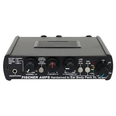 Fischer Amps Hardwired InEar Body Pack XL System kaufen