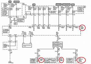 03 Trailblazer Master Control Module