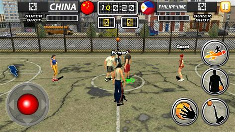 street basketball world league  android apk