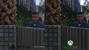 Grand Theft Auto 5 PS4 Vs Xbox One Head To Head