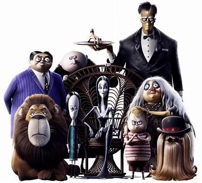 Addams Characters Scholastic Addamsfamily