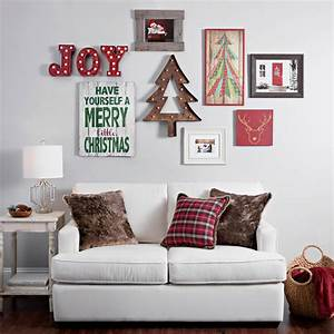 Wall Decoration Ideas : 35 best christmas wall decor ideas and designs for 2019 ~ A.2002-acura-tl-radio.info Haus und Dekorationen