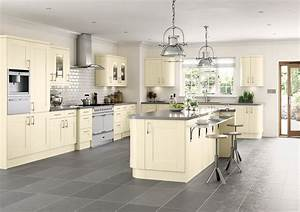 Cartmel Ivory Painted - Mastercraft Kitchens
