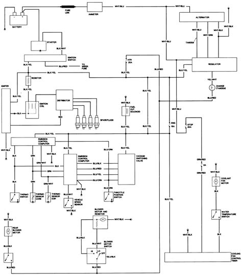 toyota hilux wiring diagram 2008 wiring diagram and