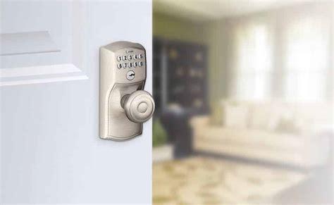 keypad door lock reviews top 10 best keypad door locks reviews in 2018 top