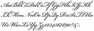 Bickham Font-Monogram Design-Wedding Calligraphy-Custom ...