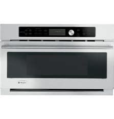 ge monogram collection zscnss built  oven  advantium speedcook technology