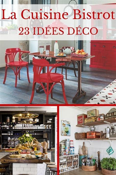 cuisine maisons du monde cuisine bistrot 23 idées déco pour un style bistrot