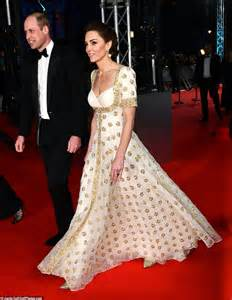 BAFTAs 2020: Kate Middleton stuns on red carpet in white ...