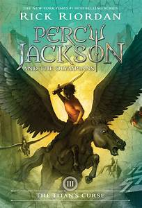 Percy Jackson And The Olympians Book Three The Titanu002639s