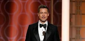 Golden Globe 2017: Brad Pitt applaudito dai colleghi dopo ...