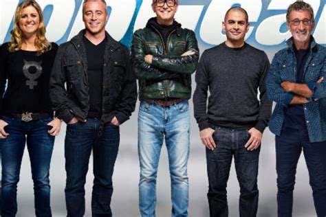Top Gear Line Up by Top Gear Line Up Announced A Of Many