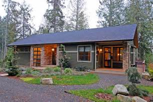 and energy efficient house design on bainbridge island digsdigs - Efficient Small Home Plans