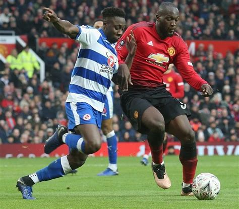 FA Cup: United ease past Reading; Chelsea's Fabregas ...