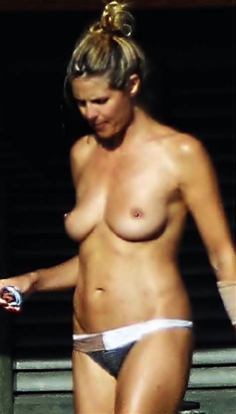 Celebrity Nude Century Heidi Klum Part 2