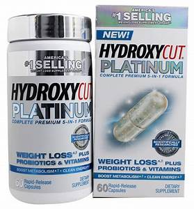 Buy Muscletech Products - Hydroxycut Platinum