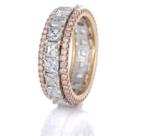 eternity band instead of engagement ring