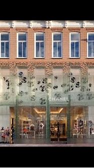 MVRDV replaces Chanel store's traditional facade with ...