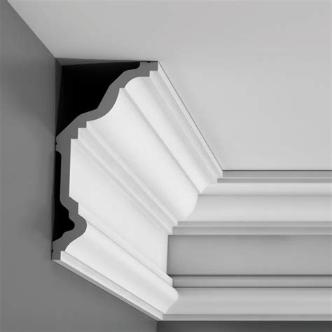 corniche moulure de plafond luxxusorac decor pour deco rail c332