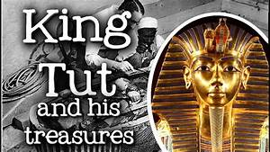 King Tut And His Treasures For Kids Biography Of