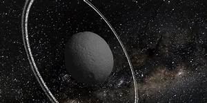 Astronomers Surprised to Find Asteroid With Rings | WIRED