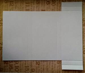 Papier Selber Machen : geschenkpackung aus papier selber basteln anleitung ~ Lizthompson.info Haus und Dekorationen