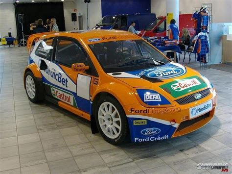 ford fiesta wrc cartuning  car tuning