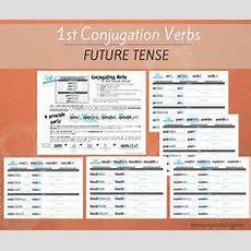 Latin Verb Conjugations Present Stem Worksheets  Cc Cycle 2  Verb Conjugation, English