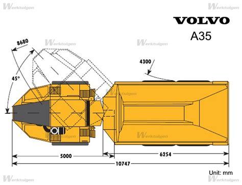 volvo  articulated dump trucks volvo machine