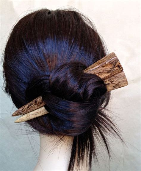 hair sticks styles 1000 images about hairstyle ideas on 3327