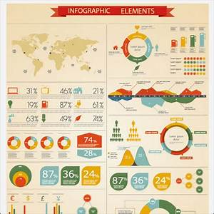 25+ Unique And Free Infographic Templates - iDevie
