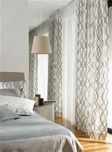 Rideau De Chambre : 9 rideaux pour une jolie chambre c t maison ~ Teatrodelosmanantiales.com Idées de Décoration