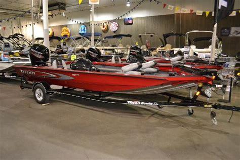Triton Deck Boats by Aluminum Fish Triton Boats For Sale Boats