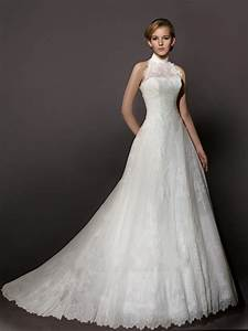 lace high neck wedding dresses reviewweddingdressesnet With high neckline wedding dresses