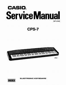 Casio Cps7 Service Pdf Casio Cps